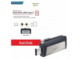 Sandisk 32GB Pendrive with Type C