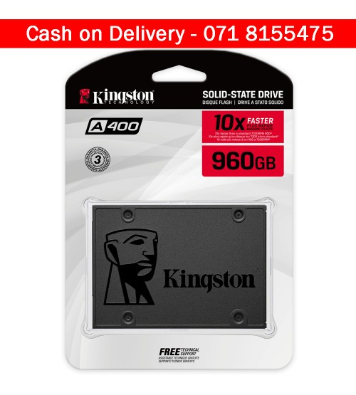 Kingston 960GB A400 SATA SSD
