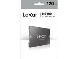Lexar 120GB SSD NS100 SATA III 6Gbps