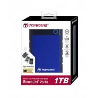 Transcend StoreJet 25H3 1TB portable hard drive